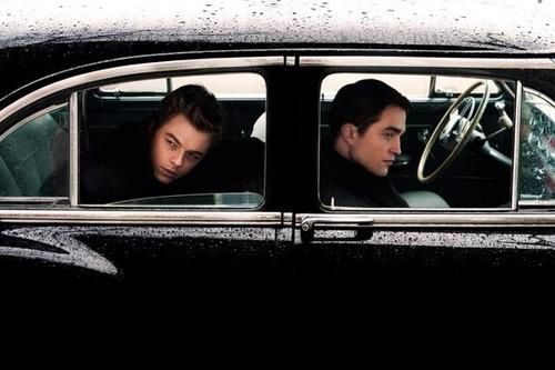 Dane DeHaan & Robert Pattinson