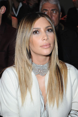 Kim Kardashian's Wedding Day Hair Is Already Causing ...