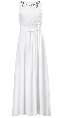 wedding dress H&M