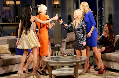 Real Housewives of Beverly hills reunion part three