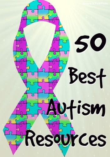 50 best autism resources