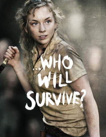 Walking Dead Beth