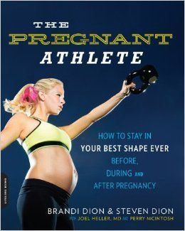 pregnant athlete book