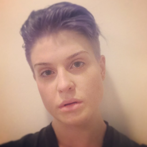 makeup free kelly osbourne