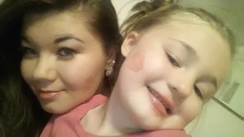 Amber Portwood daughter