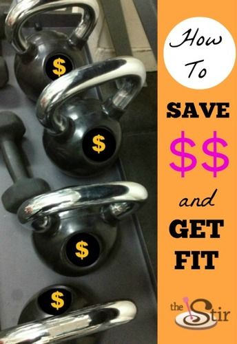 How to Save Money AND Get Fit