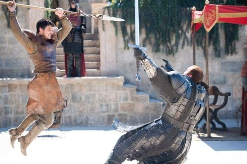 game of thrones mountain viper