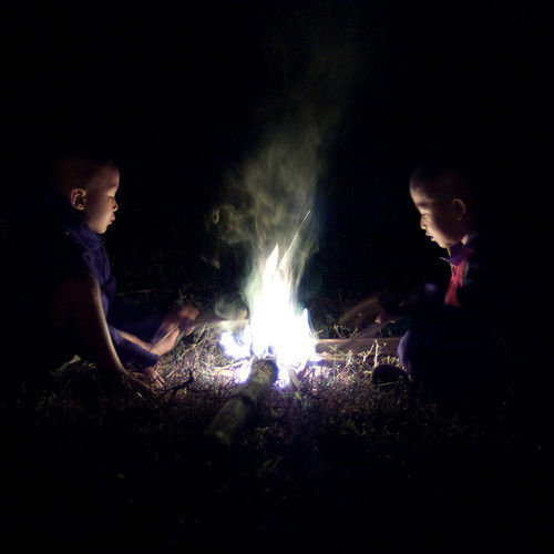kids campfire ghost stories
