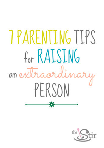 raising extraordinary kids