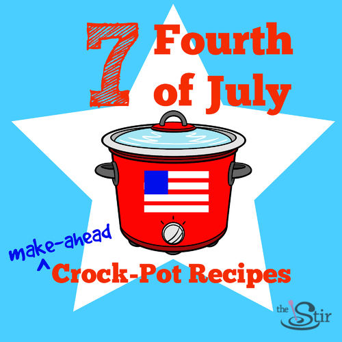fourth of july crock-pot recipes