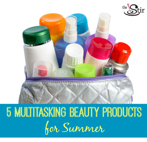multitasking summer beauty products