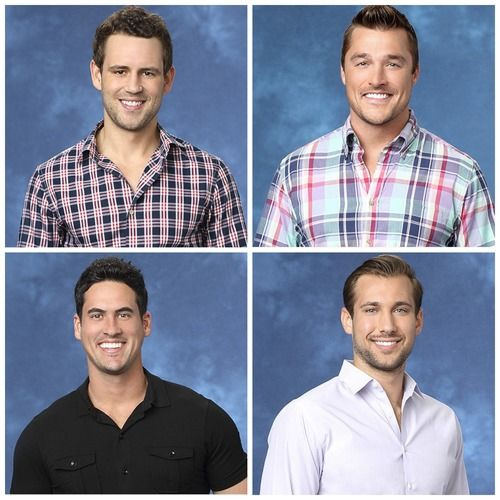Nick Viall, Josh Murray, Chris Soules, Marcus Grodd