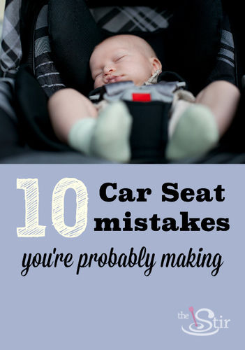 Amazing 10 Common Car Seat Mistakes Parents Make Amp How To Fix Them