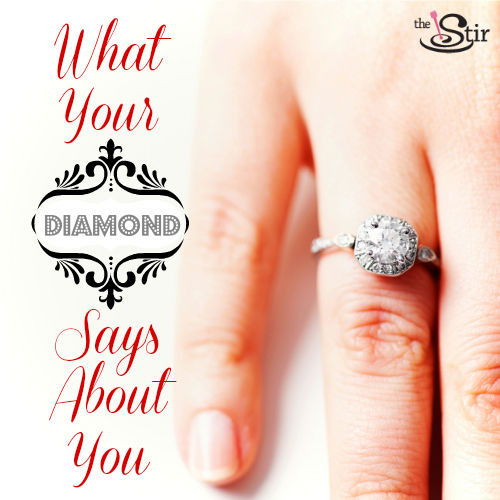 what your diamond says
