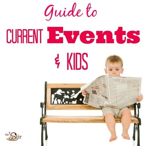 guide to current events and kids