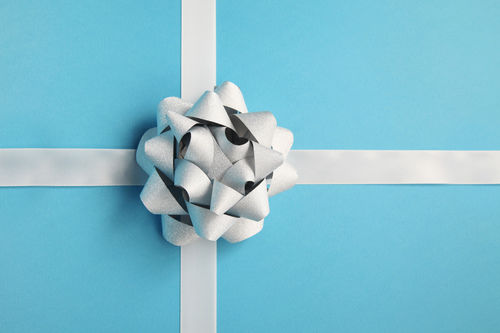 Make your own present bow