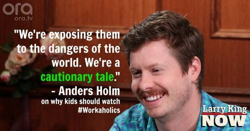 workaholics anders holm