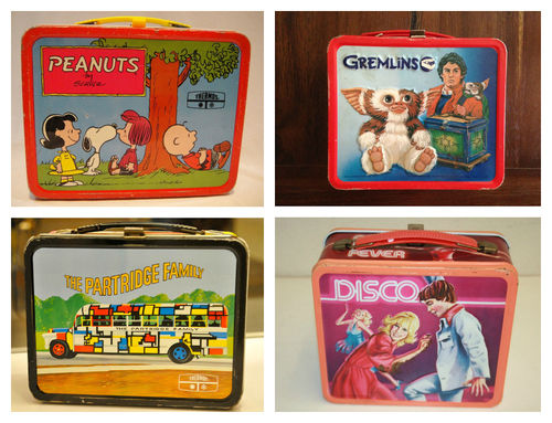 vintage lunch box quiz