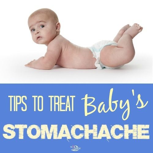 baby tummy woes