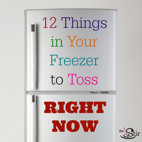 freeze or toss?