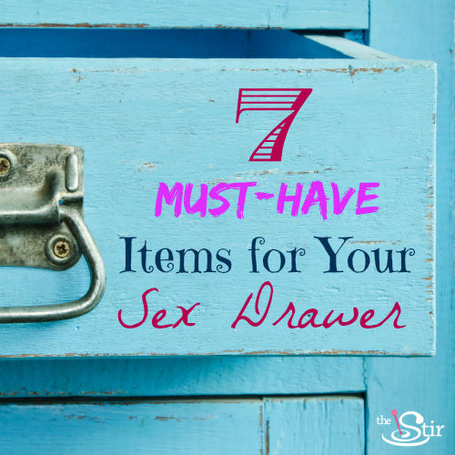 sex drawer