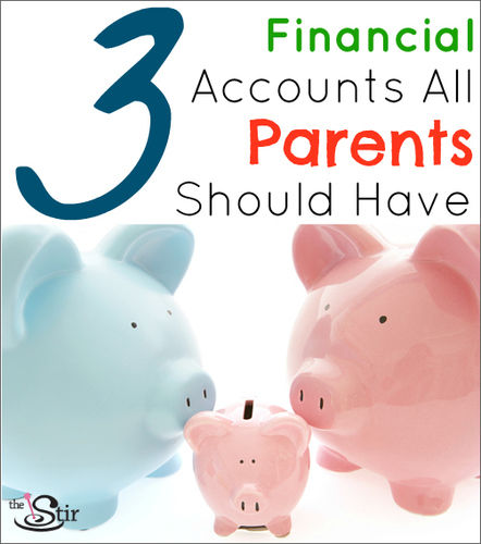 3 accounts parents should have