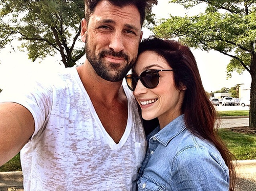 Maksim Chmerkovskiy Meryl Davis Declare We Re Not: Outrageously Expensive Baby Gear: Would You Skip College