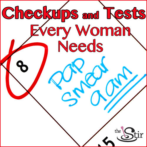 checkups for women