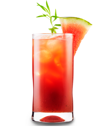 watermelon refresher tea