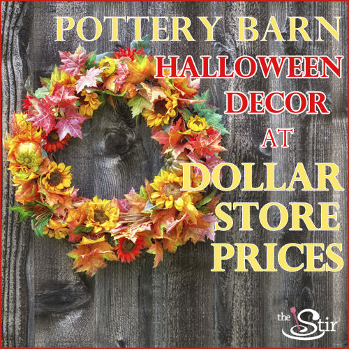 pottery barn decorationsdollar store prices - Pottery Barn Halloween Decorations