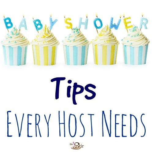 Baby shower tips every host needs