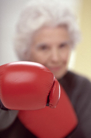 great grandmothers fighting