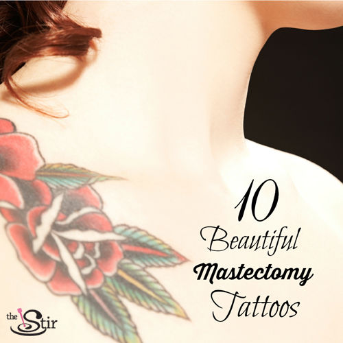 Beautiful mastectomy tattoos for Areola tattoo after mastectomy