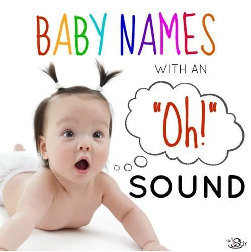 Baby Girl Names With The Letter O