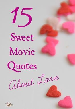 Valentine's Day movie quotes