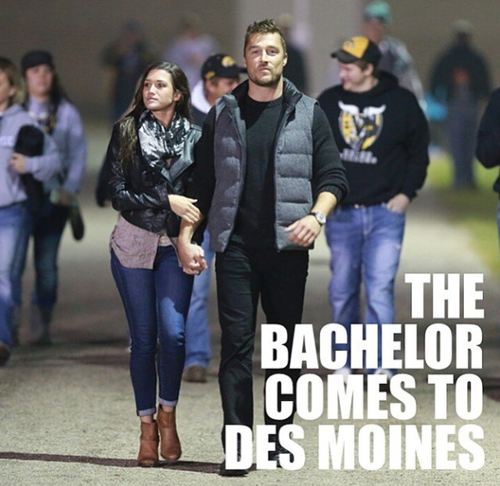More from the stir chris soules drops another big clue about who his