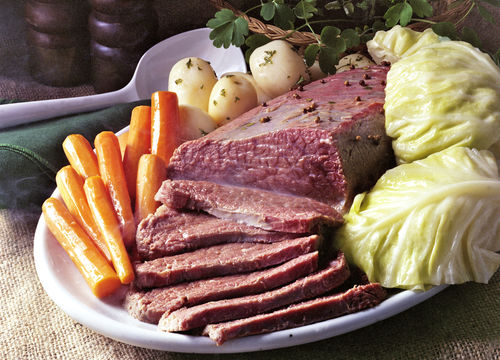 Corned Beef Cooked With Guinness Is the Ultimate St. Patrick's Day Dinner