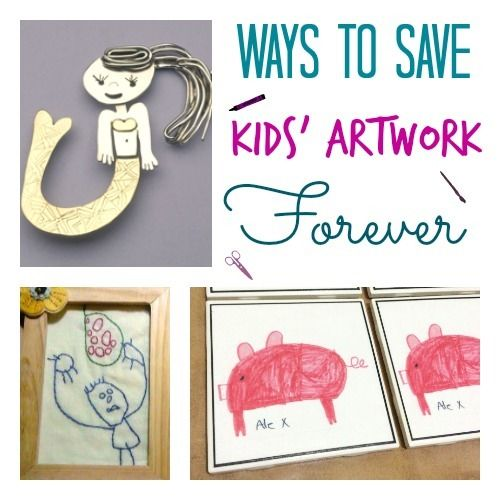 12 Creative Ways To Save Your Kids 39 Artwork Clear Up