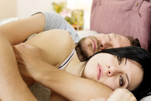 wife bored with husband