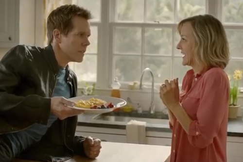 kevin bacon eggs ad
