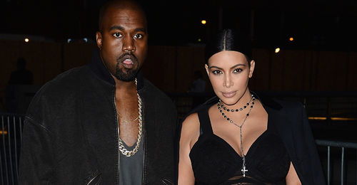 Kim Kardashian Has A Skewed Version Of Maternity Clothes