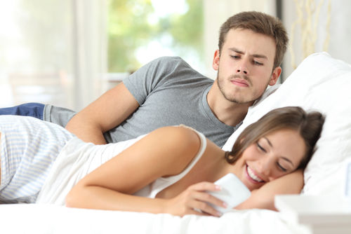 Image result for jealous partners