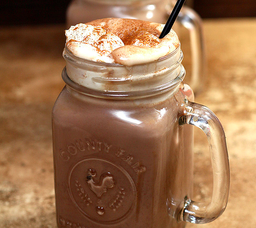Mexican Hot Chocolate With Tequila & Cayenne Pepper Adds Kick to Your ...