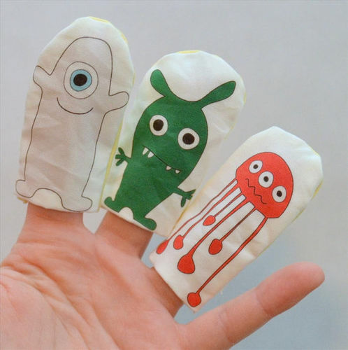 toddler finger puppets