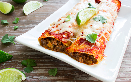 Lazy Mom Meals: Easy Beef Enchiladas Will Make You Forget All About ...