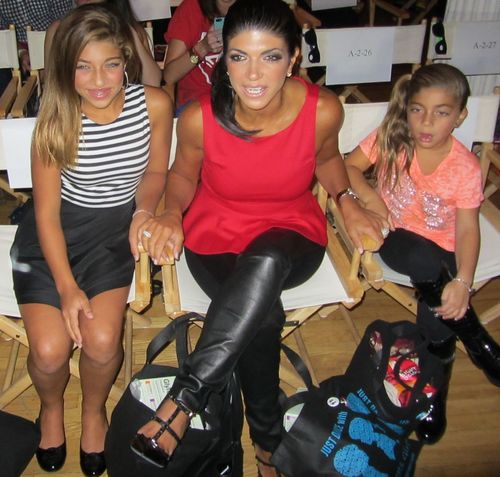 'Real Housewives' star Teresa Giudice gets out of prison, into new Lexus
