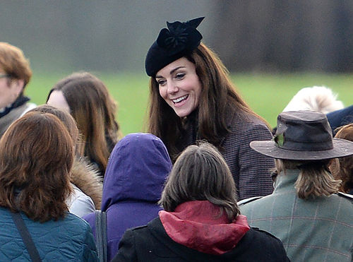 Duchess of Cambridge attends memorial service to end birthday week
