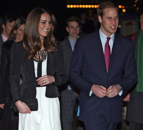 Prince William And Kate Start Dating