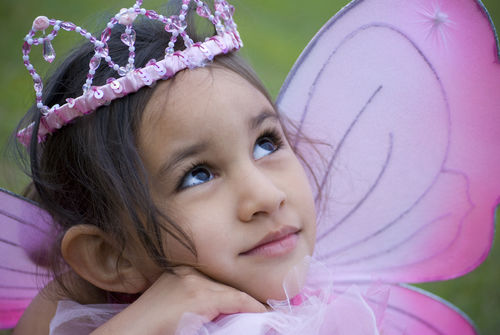 Playing 'Princess' Isn't Dooming Our Daughters, So Everyone Just Relax