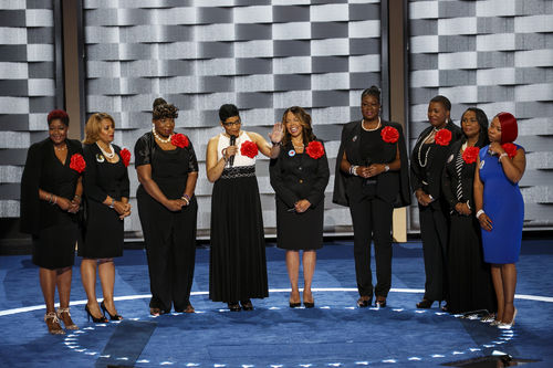 Women Took Center Stage at the DNC -- & Proved That Moms Run the World